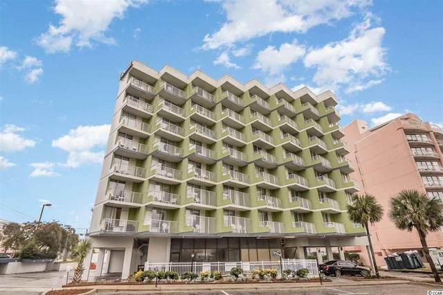 6900 N Ocean Blvd. #232, Myrtle Beach, SC 29572 (MLS #2100789) :: Armand R Roux | Real Estate Buy The Coast LLC