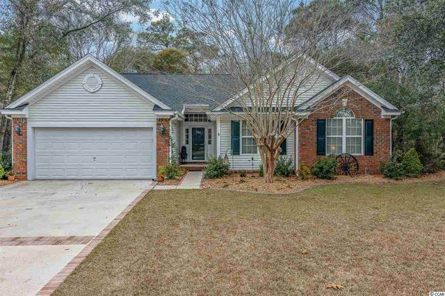 22 Sand Fiddler Dr., Pawleys Island, SC 29585 (MLS #2100797) :: The Litchfield Company