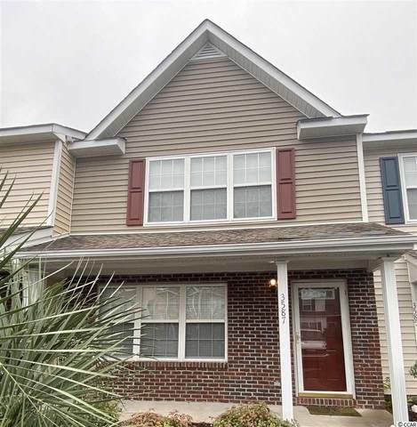 3587 Evergreen Way #3587, Myrtle Beach, SC 29577 (MLS #2100798) :: The Greg Sisson Team with RE/MAX First Choice