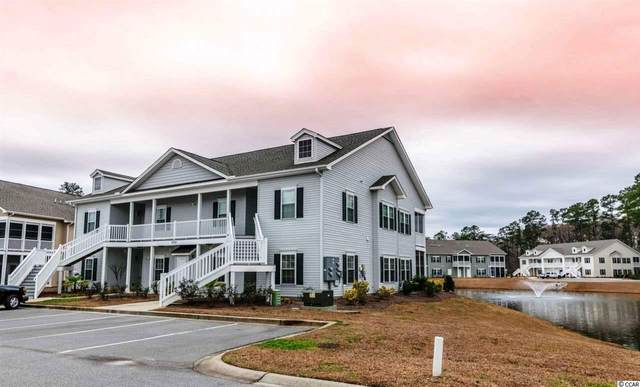 700 Sunnyside Dr. #102, Murrells Inlet, SC 29576 (MLS #2100809) :: The Greg Sisson Team with RE/MAX First Choice