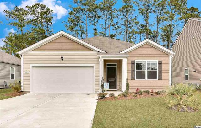 1039 Maxwell Dr., Little River, SC 29566 (MLS #2100826) :: James W. Smith Real Estate Co.