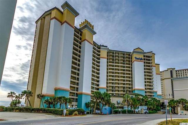 4800 S Ocean Blvd. #711, North Myrtle Beach, SC 29582 (MLS #2100832) :: The Greg Sisson Team with RE/MAX First Choice