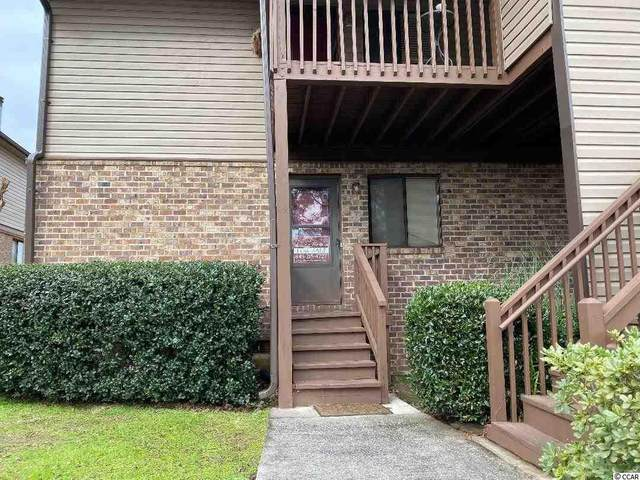 511 Fairwood Lakes Dr. E-18, Myrtle Beach, SC 29588 (MLS #2100840) :: Right Find Homes