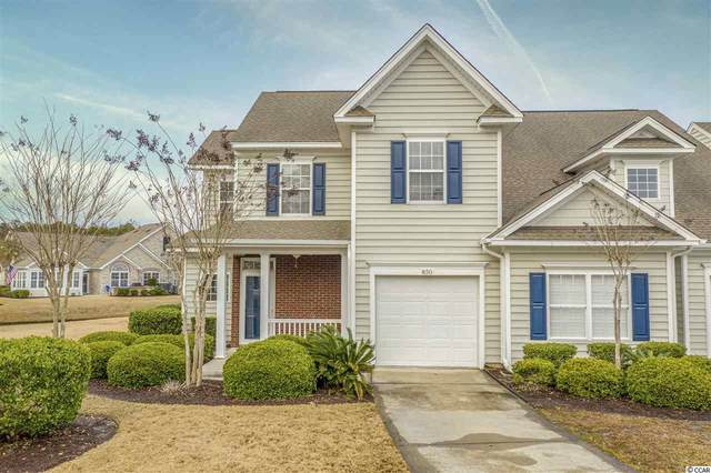 850 Botany Loop 24-B, Murrells Inlet, SC 29576 (MLS #2100841) :: The Greg Sisson Team
