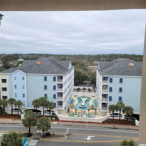 704 S Ocean Blvd. 401B, Myrtle Beach, SC 29577 (MLS #2100852) :: The Litchfield Company