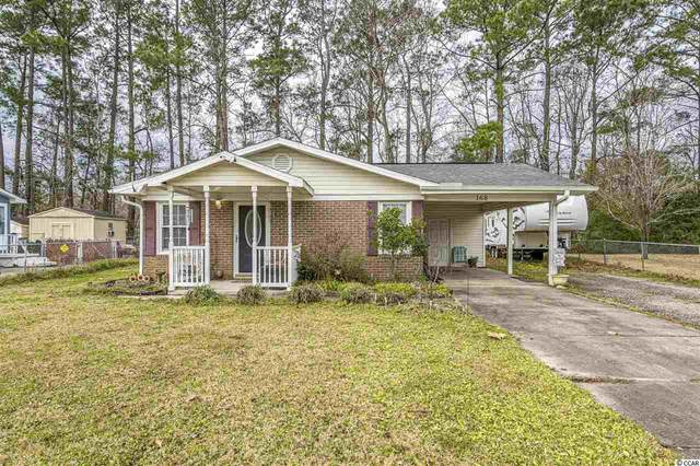 168 Ranchette Circle, Myrtle Beach, SC 29588 (MLS #2100854) :: The Litchfield Company
