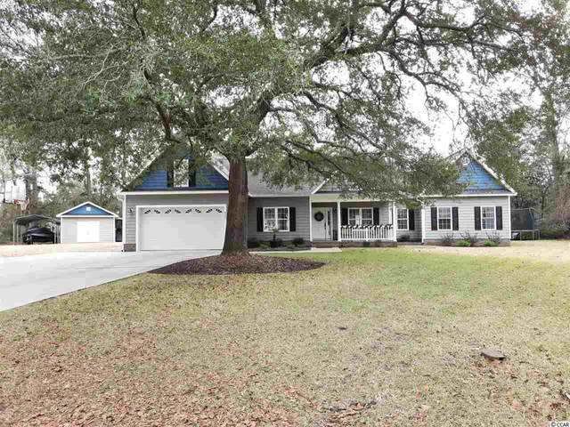 4357 Johnson Circle, Murrells Inlet, SC 29576 (MLS #2100868) :: Jerry Pinkas Real Estate Experts, Inc