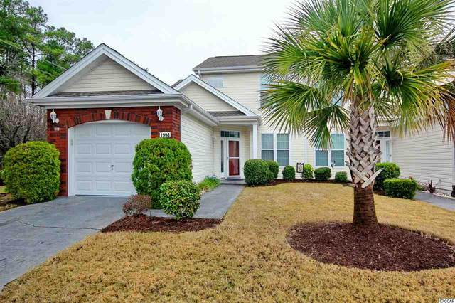1998 Mossy Point Cove #1998, Myrtle Beach, SC 29579 (MLS #2100870) :: The Hoffman Group
