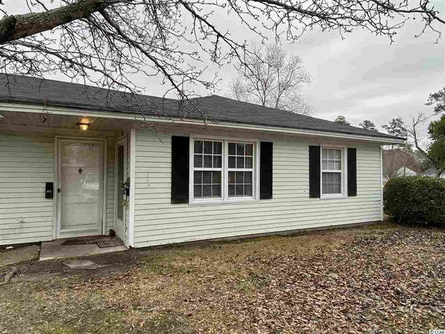 1600 Oak St. 3A, Conway, SC 29526 (MLS #2100878) :: Hawkeye Realty
