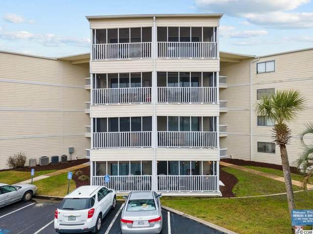4350 Intercoastal Dr. #2204, Little River, SC 29566 (MLS #2100884) :: Welcome Home Realty