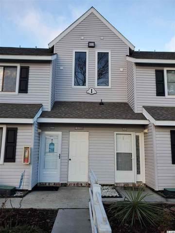 500 Fairway Village Dr. 1-I, Myrtle Beach, SC 29588 (MLS #2100892) :: The Litchfield Company