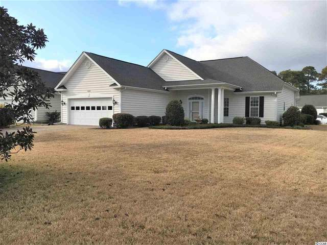 300 Cherry Blossom Ct., Conway, SC 29526 (MLS #2100894) :: The Litchfield Company