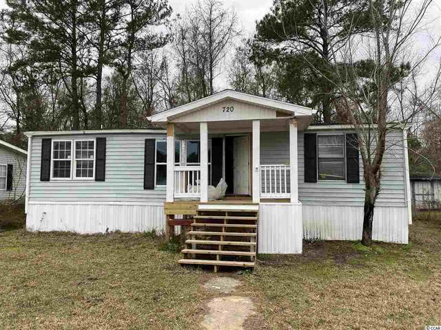 720 Reef Rd., Myrtle Beach, SC 29588 (MLS #2100895) :: The Litchfield Company