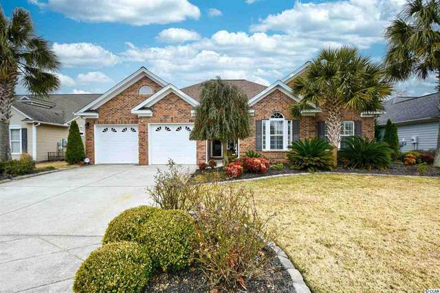 5808 Bridlewood Rd., North Myrtle Beach, SC 29582 (MLS #2100906) :: Armand R Roux | Real Estate Buy The Coast LLC