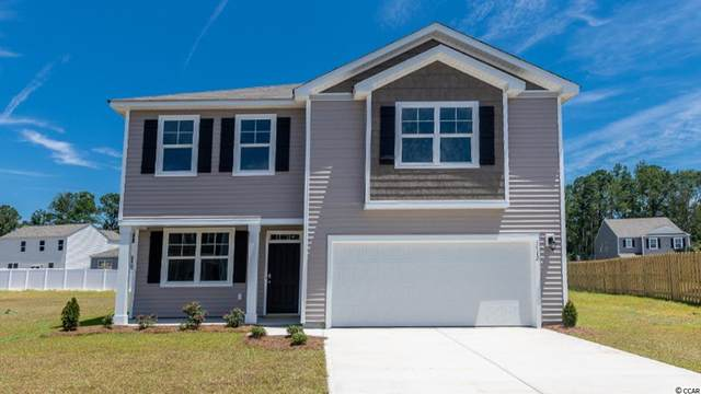 352 Emery Oak Dr., Murrells Inlet, SC 29576 (MLS #2100909) :: Coastal Tides Realty