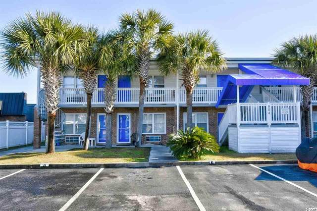 804 S 12th Ave. #201, North Myrtle Beach, SC 29582 (MLS #2100910) :: The Litchfield Company