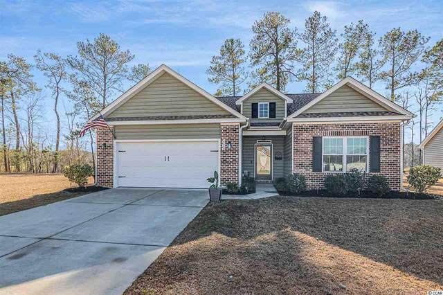 298 Lenox Dr., Conway, SC 29526 (MLS #2100917) :: The Litchfield Company