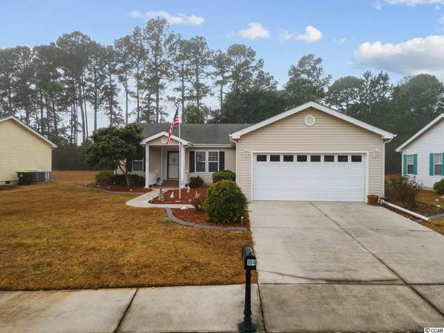 104 Lakeside Crossing Dr., Conway, SC 29526 (MLS #2100919) :: The Litchfield Company