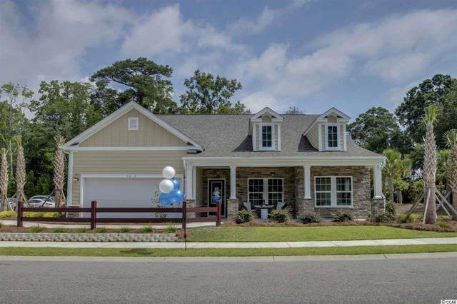 2155 Blue Crane Circle, Myrtle Beach, SC 29577 (MLS #2100929) :: Duncan Group Properties