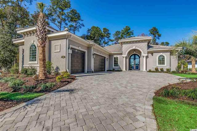 8850 Palencia Ct., Myrtle Beach, SC 29579 (MLS #2100937) :: The Litchfield Company