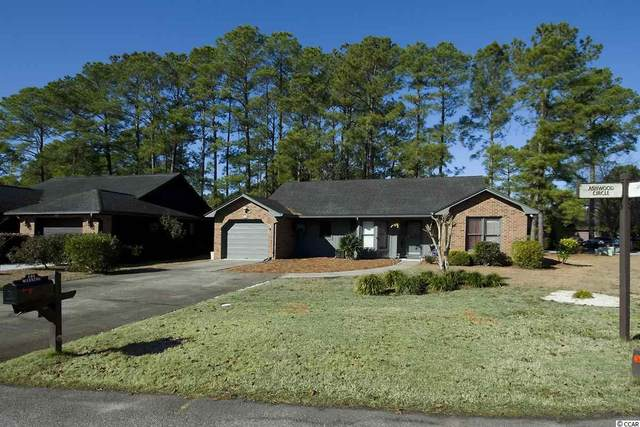 101 Ashwood Circle, Conway, SC 29526 (MLS #2100939) :: The Greg Sisson Team with RE/MAX First Choice