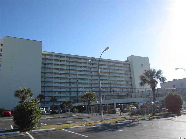 9400 Shore Dr. #1015, Myrtle Beach, SC 29572 (MLS #2100941) :: Welcome Home Realty