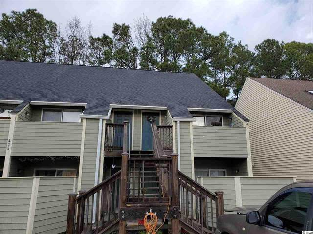 109 Cambridge Circle E-8, Murrells Inlet, SC 29576 (MLS #2100944) :: Dunes Realty Sales