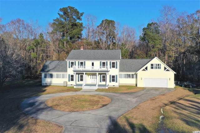 1300 Howard Ln., Little River, SC 29566 (MLS #2100947) :: James W. Smith Real Estate Co.