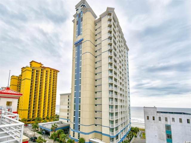 2504 N Ocean Blvd. #1430, Myrtle Beach, SC 29577 (MLS #2100948) :: The Litchfield Company