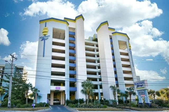 6804 N Ocean Blvd. #1219, Myrtle Beach, SC 29572 (MLS #2100967) :: Welcome Home Realty