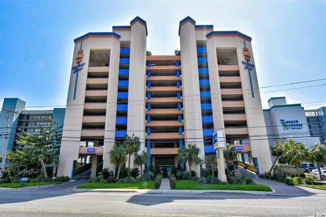 6804 N Ocean Blvd. #619, Myrtle Beach, SC 29572 (MLS #2100970) :: Welcome Home Realty