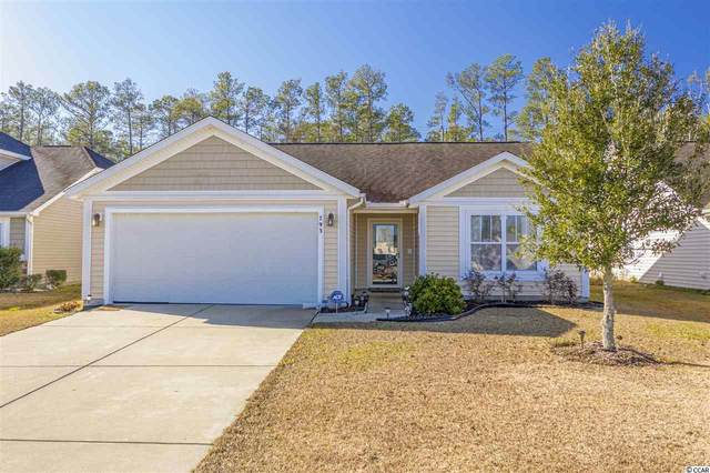 793 Bonita Loop, Myrtle Beach, SC 29588 (MLS #2100974) :: The Litchfield Company