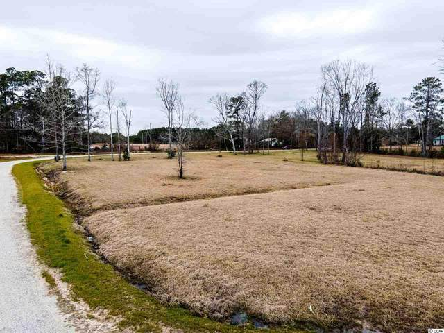 Lot 5 Jon Boat Ln., Myrtle Beach, SC 29588 (MLS #2100981) :: Garden City Realty, Inc.