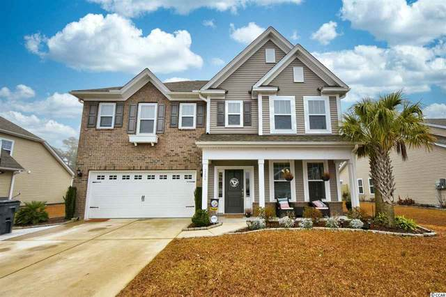 3264 Saddlewood Circle, Myrtle Beach, SC 29579 (MLS #2100982) :: The Litchfield Company