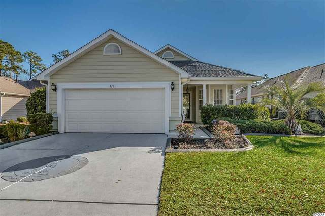 326 Declyn Ct., Murrells Inlet, SC 29576 (MLS #2100994) :: The Lachicotte Company