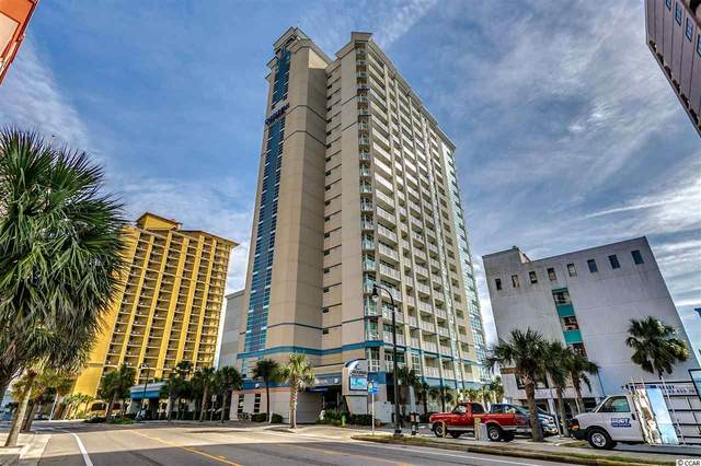 2504 Ocean Blvd. N #1133, Myrtle Beach, SC 29577 (MLS #2100997) :: Jerry Pinkas Real Estate Experts, Inc