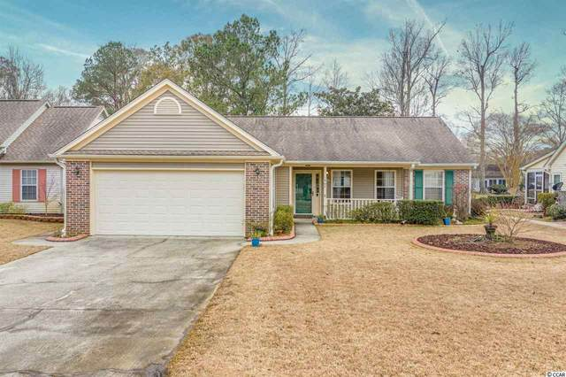 1607 Wood Thrush Dr., Murrells Inlet, SC 29576 (MLS #2101003) :: Right Find Homes