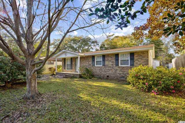 414 South Willow Dr., Surfside Beach, SC 29575 (MLS #2101012) :: The Lachicotte Company
