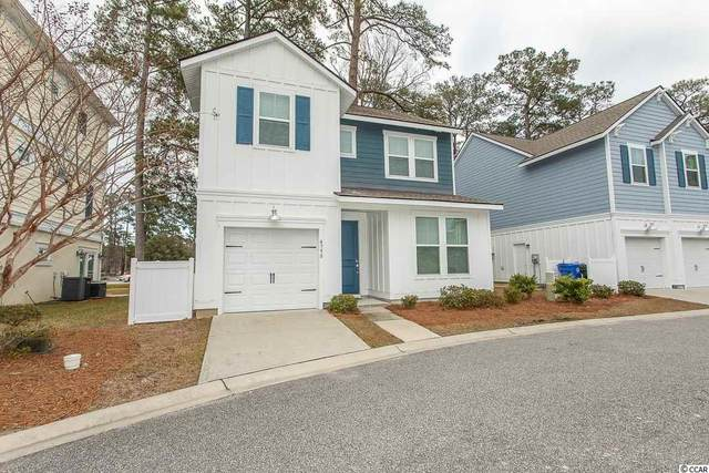 4758 Cloister Ln., Myrtle Beach, SC 29577 (MLS #2101016) :: Armand R Roux | Real Estate Buy The Coast LLC