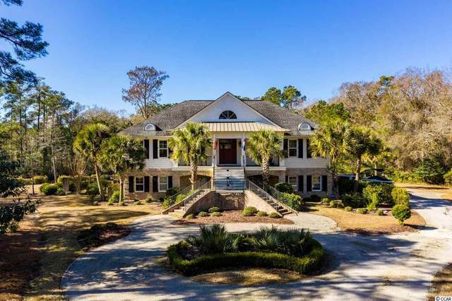 87 Ocean Lakes Loop, Pawleys Island, SC 29585 (MLS #2101025) :: Garden City Realty, Inc.