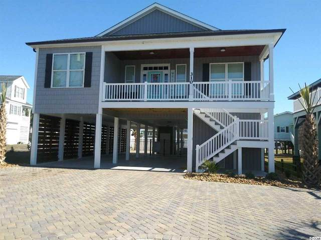 310 33rd Ave N. 33rd Ave. N, Cherry Grove, SC 29582 (MLS #2101028) :: Sloan Realty Group