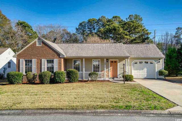 166 Woodlake Dr., Murrells Inlet, SC 29576 (MLS #2101033) :: Right Find Homes