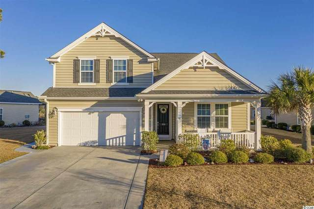209 Shenandoah Dr., Murrells Inlet, SC 29576 (MLS #2101037) :: The Greg Sisson Team with RE/MAX First Choice
