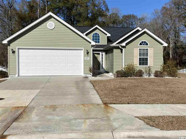 2456 Summerhaven Loop, Conway, SC 29527 (MLS #2101049) :: The Hoffman Group