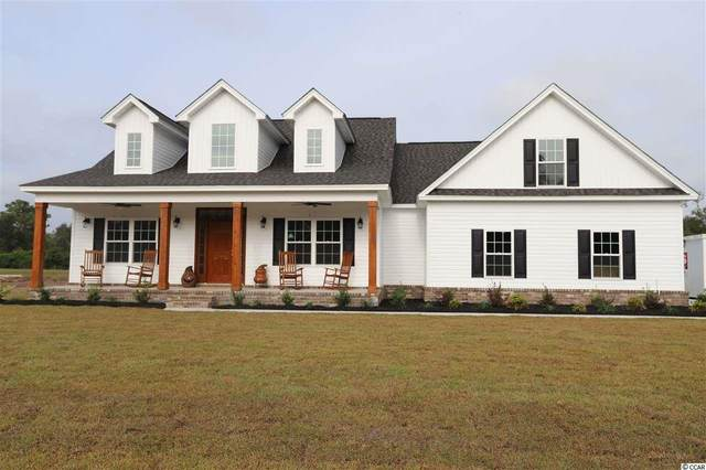 128 Pottery Landing Dr., Conway, SC 29527 (MLS #2101052) :: The Litchfield Company