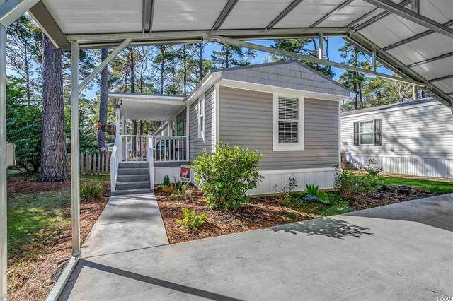 77 Offshore Dr., Murrells Inlet, SC 29576 (MLS #2101056) :: The Lachicotte Company