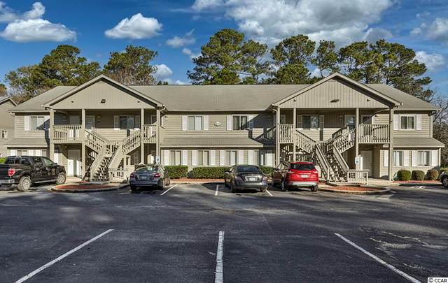 1027-F St. George Ln. 1027-F, Myrtle Beach, SC 29588 (MLS #2101058) :: The Lachicotte Company
