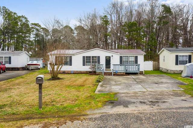 3361 Lyndon Dr., Little River, SC 29566 (MLS #2101062) :: Sloan Realty Group