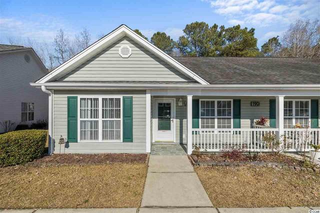 190 Country Manor Dr. 190A, Conway, SC 29526 (MLS #2101064) :: Duncan Group Properties