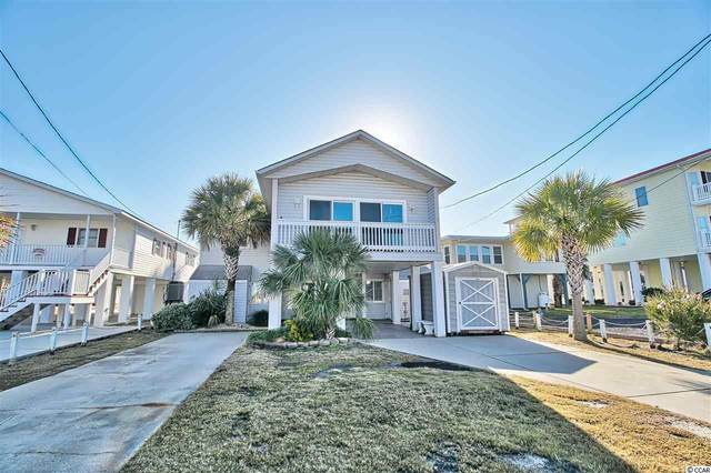 221 Dogwood Dr. S, Garden City Beach, SC 29576 (MLS #2101065) :: Dunes Realty Sales